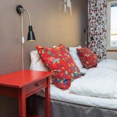 Отель Hotell Fridhemsgatan 3* Стандартный номер с различными типами кроватей фото 11