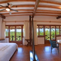 Отель Las Nubes de Holbox 3* Полулюкс с различными типами кроватей фото 38