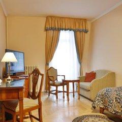Отель Kolonada 4* Стандартный номер с различными типами кроватей фото 4