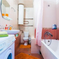 Апартаменты Studiominsk 12 Apartments Минск ванная