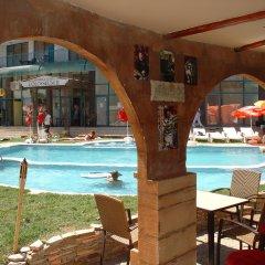 Отель Colosseum 2 Aparthotel Болгария, Солнечный берег - отзывы, цены и фото номеров - забронировать отель Colosseum 2 Aparthotel онлайн бассейн