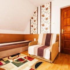 Отель Chata Pod Jemiola 2* Стандартный номер фото 38