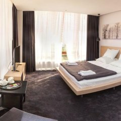 Гостиница Альва Донна Люкс с двуспальной кроватью фото 10