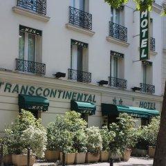 Hotel Transcontinental вид на фасад фото 6