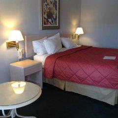 Отель Americas Best Value Inn-Meridian 2* Номер Делюкс с различными типами кроватей
