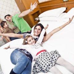 Kolping Hotel Casa Domitilla 3* Номер категории Эконом с различными типами кроватей фото 4