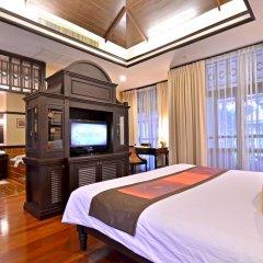 Отель Wora Bura Hua Hin Resort and Spa 5* Номер Делюкс с различными типами кроватей фото 9
