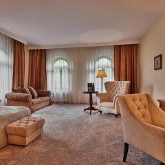 Grand Hotel Stamary Wellness & Spa 4* Номер Делюкс с различными типами кроватей фото 3
