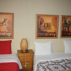 Отель Residencia Pedra Antiga 3* Стандартный номер с различными типами кроватей фото 2
