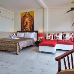 Отель Crystal Bay Beach Resort 3* Номер Делюкс с различными типами кроватей фото 3