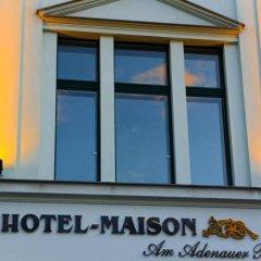 Hotel Maison Am Adenauerplatz Берлин интерьер отеля фото 3