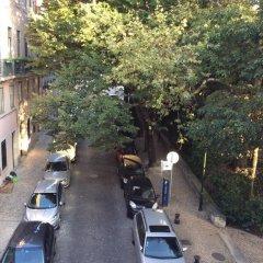 Отель Azul парковка