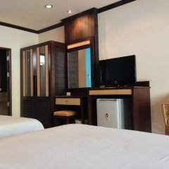 Отель Grand Thai House Resort 3* Стандартный семейный номер с двуспальной кроватью фото 6