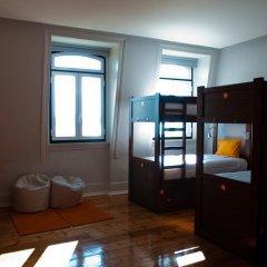 Lisb'on Hostel Кровать в женском общем номере с двухъярусной кроватью фото 4