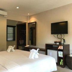 Отель Sarikantang Resort And Spa 3* Стандартный номер с различными типами кроватей фото 14
