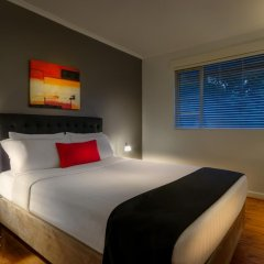 Отель Crest on Barkly 4* Стандартный номер с различными типами кроватей фото 4