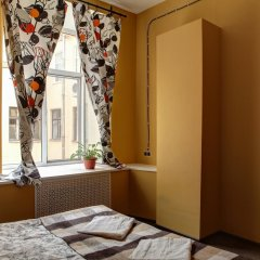 Мир Хостел Стандартный номер разные типы кроватей фото 27