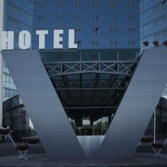 Гостиница «Виктория-2» вид на фасад фото 2
