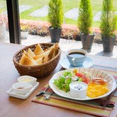Отель Cafe&Pension SUOMI Морияма питание
