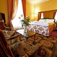 Отель St.george 3* Номер Делюкс фото 3