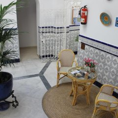 Отель Hostal El Arco спа