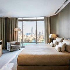 Armani Hotel Dubai 5* Номер Делюкс фото 5