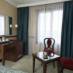 Topkapi Inter Istanbul Hotel 4* Стандартный номер с различными типами кроватей фото 32