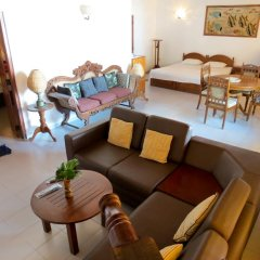 Отель Villa Paradise Хиккадува комната для гостей фото 2