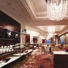 Shangri-La Hotel Guangzhou 5* Номер Делюкс с разными типами кроватей фото 3