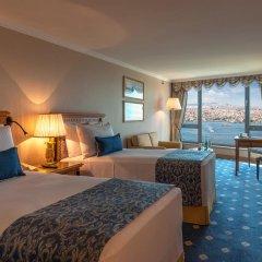 Отель InterContinental Istanbul 5* Стандартный номер разные типы кроватей фото 2