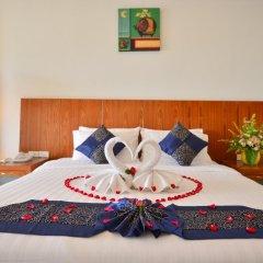 Отель Tri Trang Beach Resort by Diva Management 4* Стандартный номер двуспальная кровать фото 2