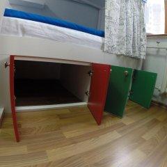 ID Hostel Кровати в общем номере с двухъярусными кроватями фото 3