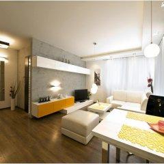Отель Apartament Platinum Вроцлав комната для гостей фото 2