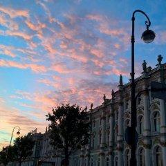 Гостевой Дом Пять Вечеров Санкт-Петербург спортивное сооружение