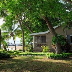 Отель First Landing Beach Resort & Villas 3* Бунгало с различными типами кроватей фото 14