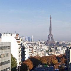 Отель Hôtel Concorde Montparnasse 4* Улучшенный номер с различными типами кроватей фото 13