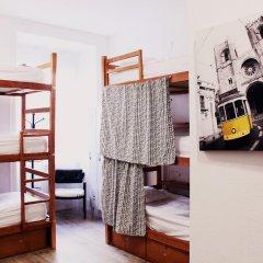 Royal Prince Hostel Кровать в общем номере
