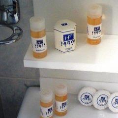 Faros 2 Hotel ванная