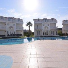 Villa Helios Турция, Белек - отзывы, цены и фото номеров - забронировать отель Villa Helios онлайн бассейн фото 2