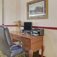 Отель Super 8 Kings Mountain Южный Бельмонт интерьер отеля фото 3