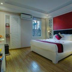 Oriental Central Hotel 3* Номер Делюкс с различными типами кроватей фото 6