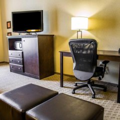 Отель Comfort Suites Sarasota - Siesta Key 3* Люкс с различными типами кроватей фото 6