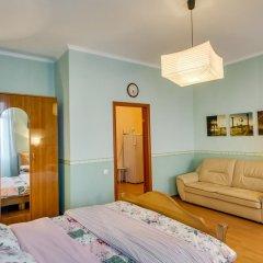 Гостиница Apartamenty Sputnik Gagarina 6/87 Апартаменты разные типы кроватей фото 12