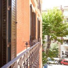 Отель Apbcn Eixample Center Барселона балкон