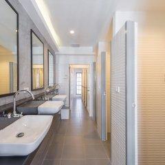 Отель X9hostel Кровать в общем номере