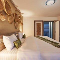 Отель Wattana Place 3* Номер Делюкс с различными типами кроватей фото 5