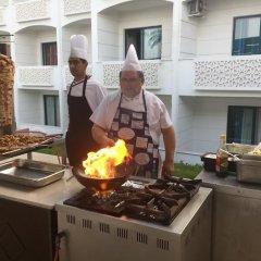 Club Hotel Rama - All Inclusive питание