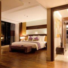 Отель AETAS lumpini 5* Президентский люкс с различными типами кроватей фото 8