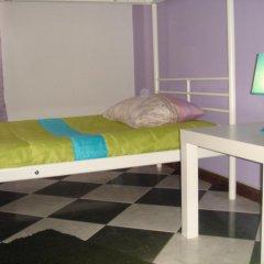 Отель PurpleHouse Номер Эконом разные типы кроватей (общая ванная комната) фото 3