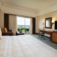 Отель Shangri-La's Mactan Resort & Spa 5* Номер Делюкс с различными типами кроватей фото 3